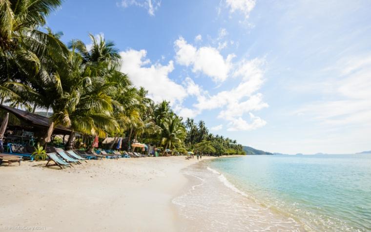 Khong Kloi Beach thailand