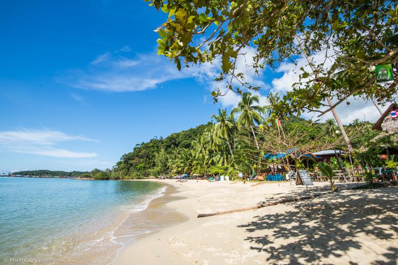 klong kloi beach koh chang