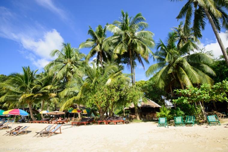 kong kloi beach