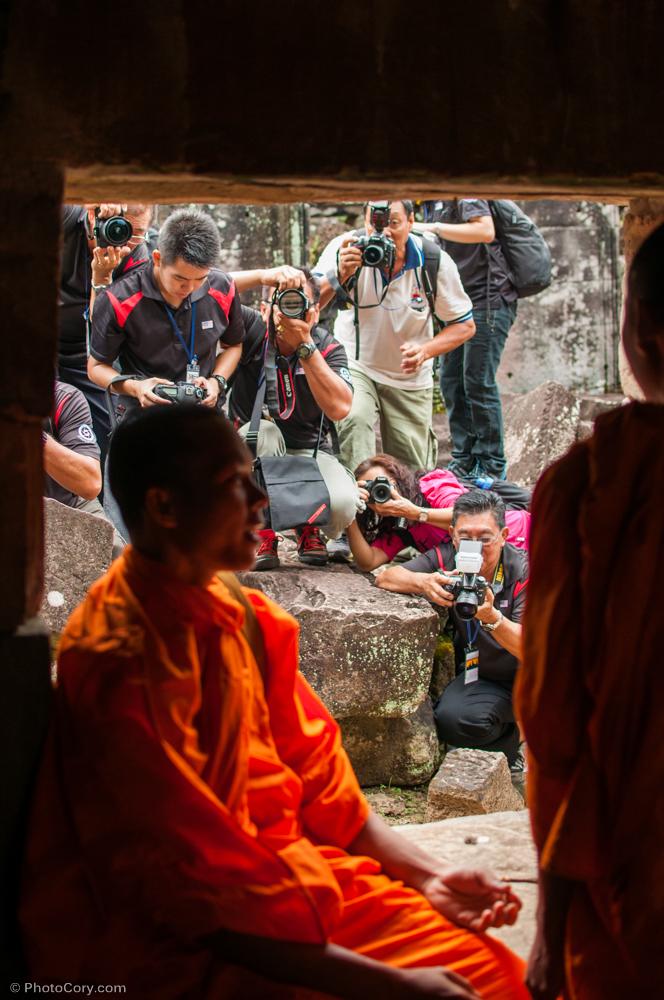 preah khan monk
