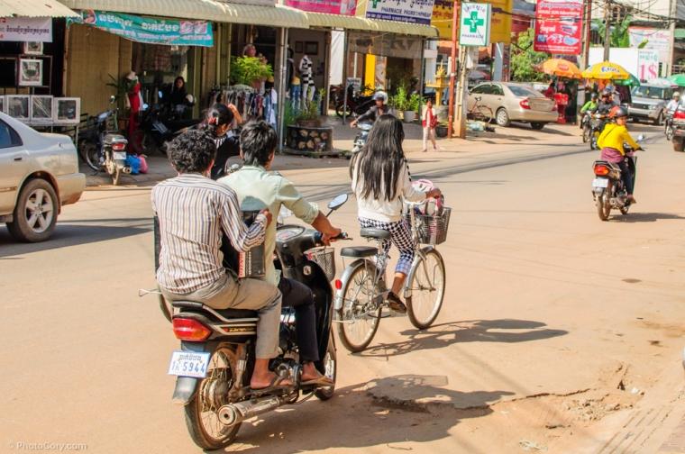 how people go around the city / transportul prin oras