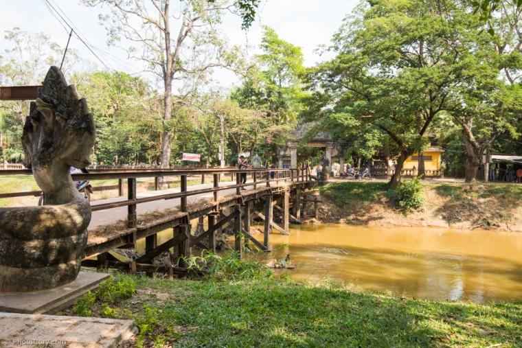 Siem Reap River / Raul din Siem Reap