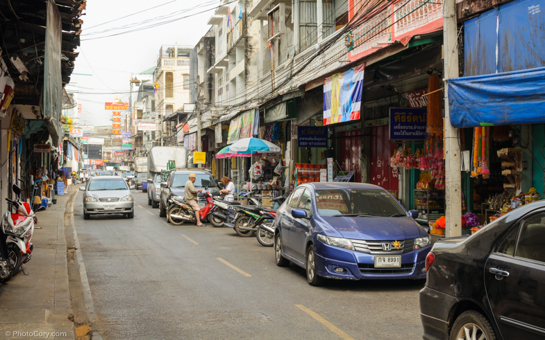 street kanchanaburi