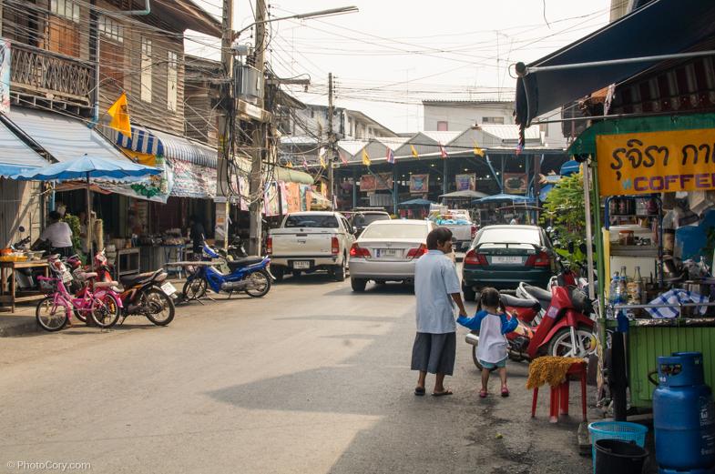 street shops kanchanaburi