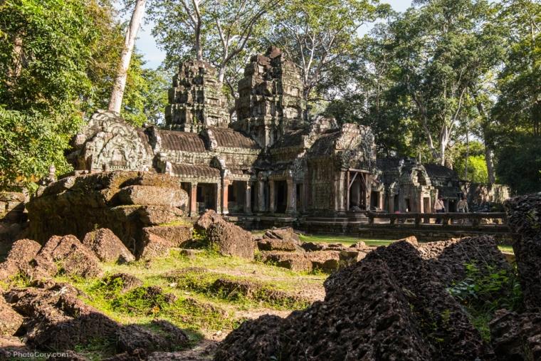 temple ta prohm
