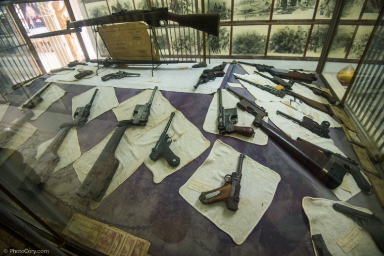 weapons World war two museum kanchanaburi