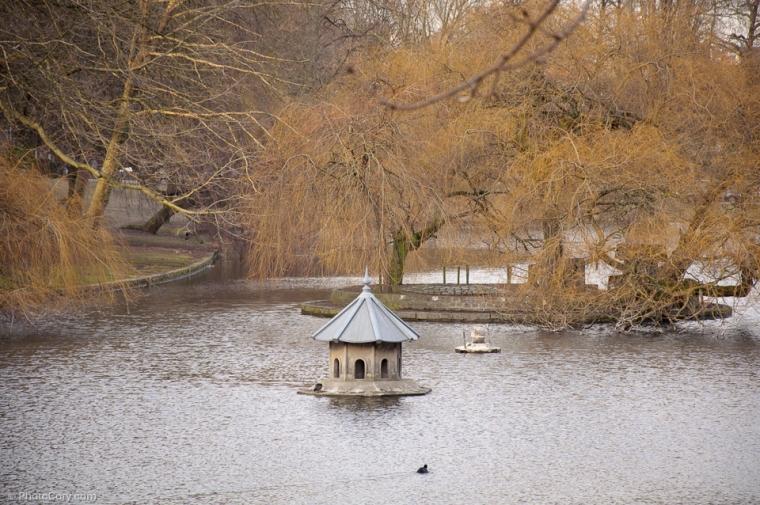 bird house ixelles ponds