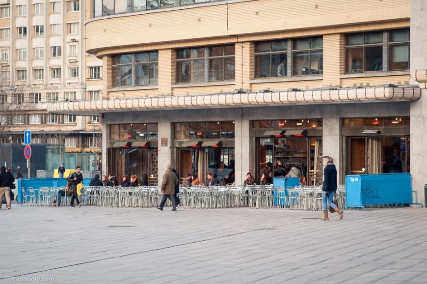 cafe belga brussels 2014