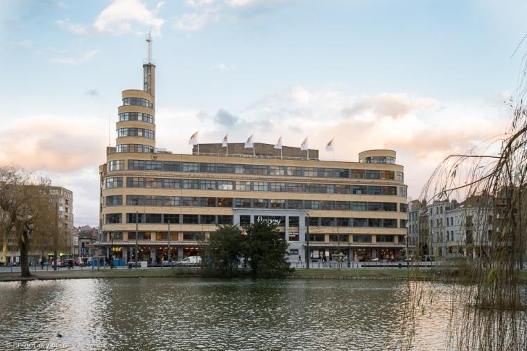 flagey building