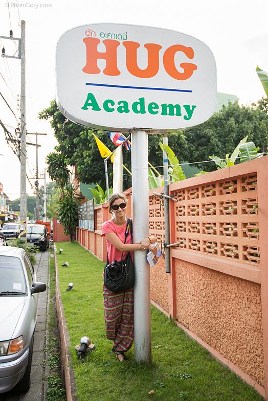 hug academy chiang mai