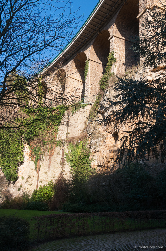 luxembourg adolphe bridge