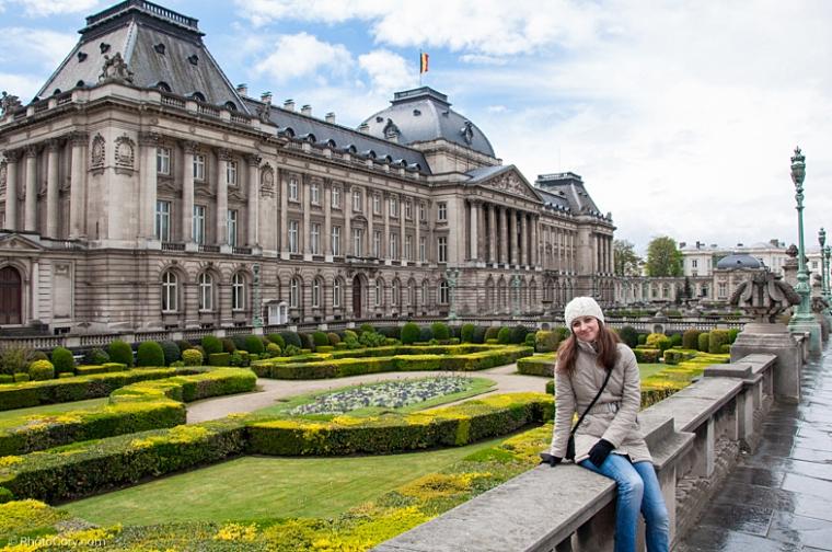 royal palace brussesl
