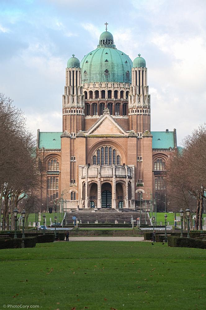 sacre coeur basilica brussels