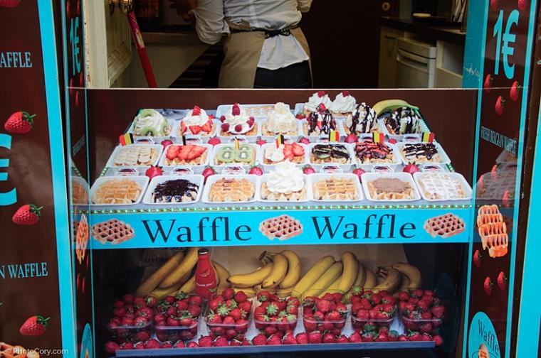 waffles brussesl