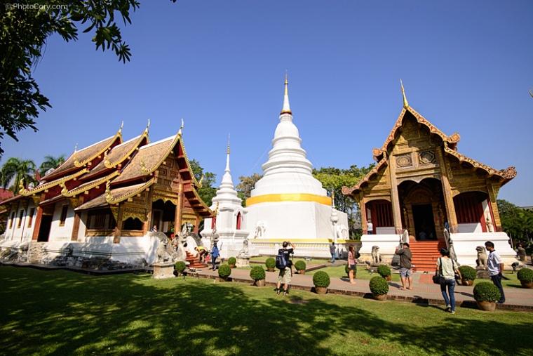 wat chedi luang chiang mai, thailand