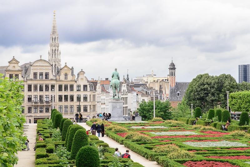 Brussels albert park center