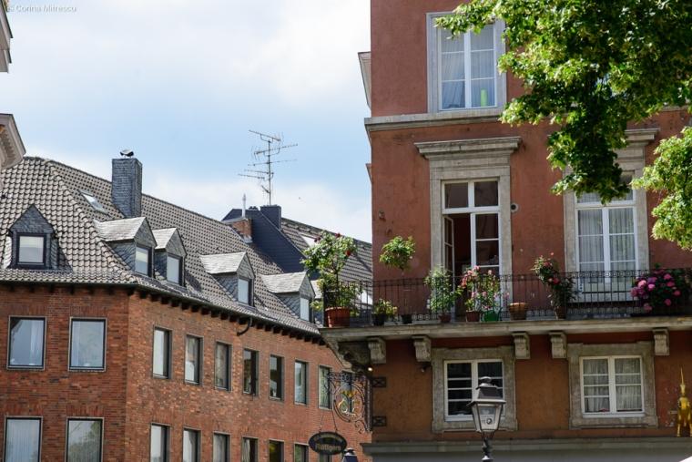 aachen houses windows