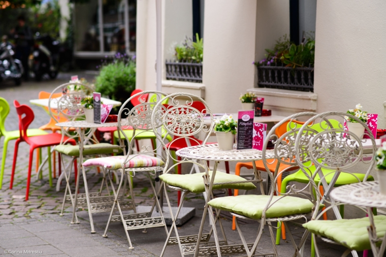 aachen vintage chairs coffee shop