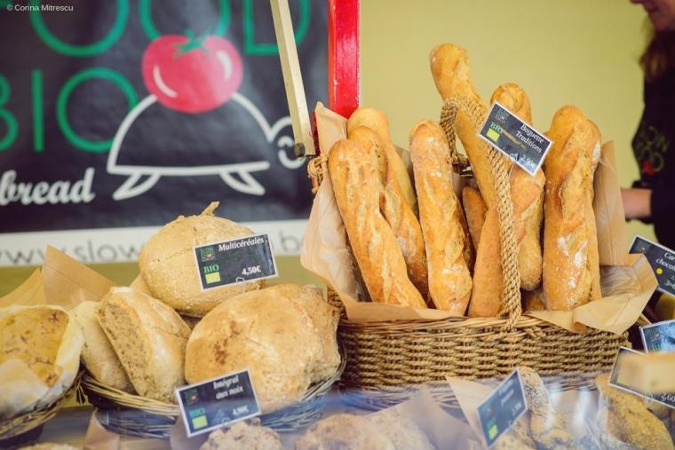 bread sunday market Brussels