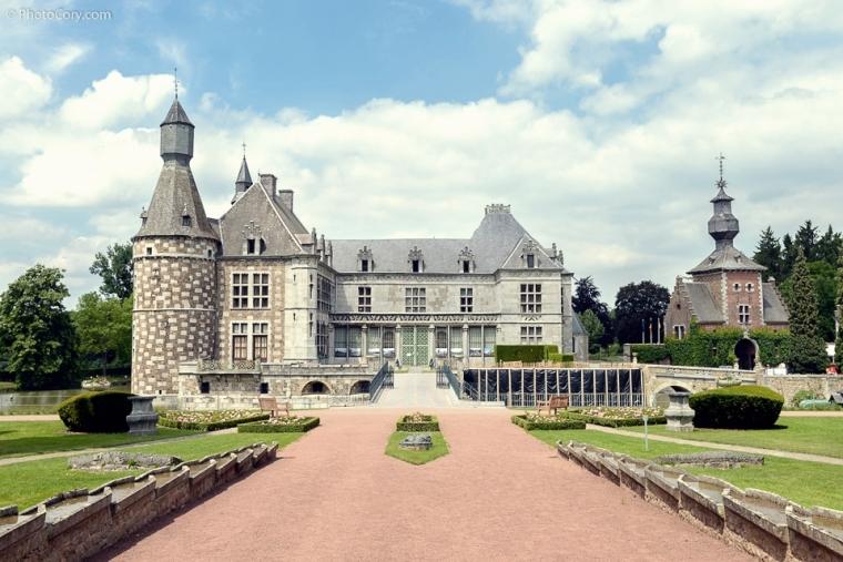 chateau de jehay belgique