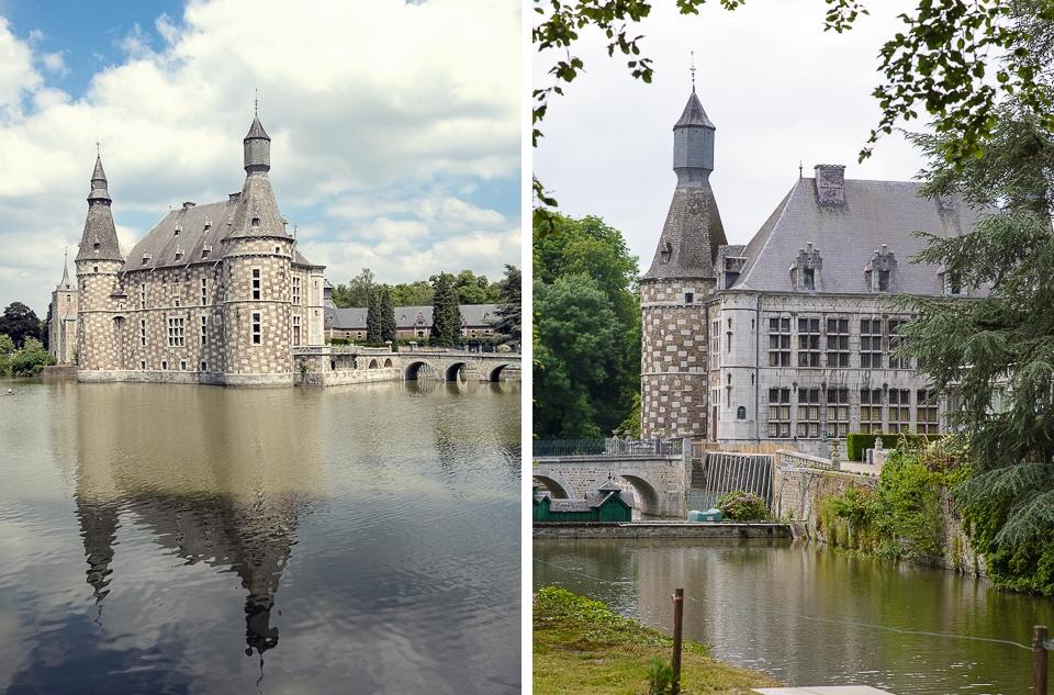 Chateau Jehay Belgium castle