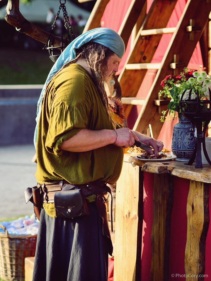 medieval market brussels 2014