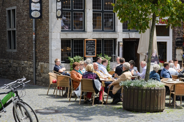 old people in aachen germany
