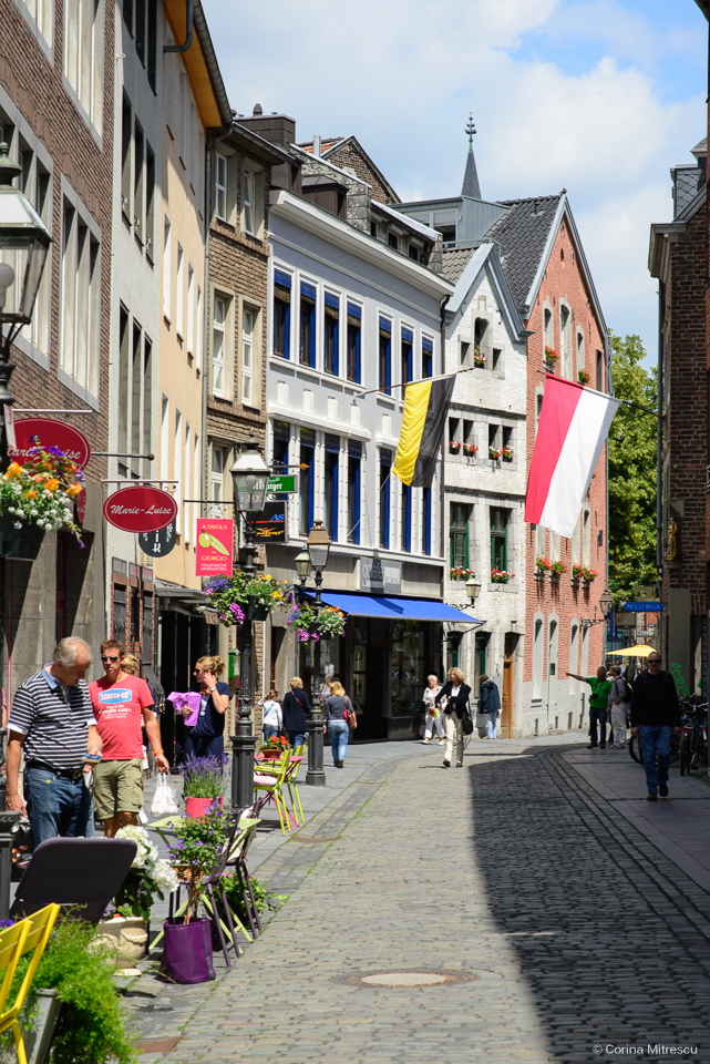 street in aachen