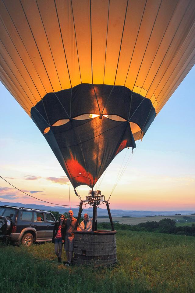 balloon kosice field