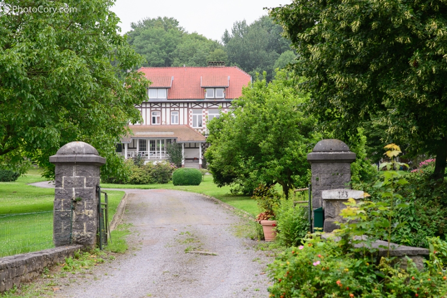 house belle epoque lac genval belgium