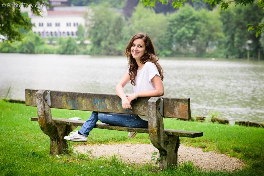 lac de genval bench