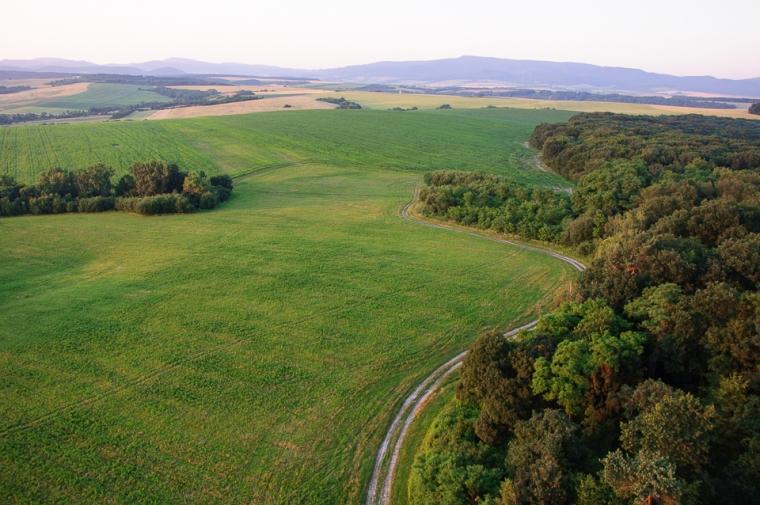 landing field balloon