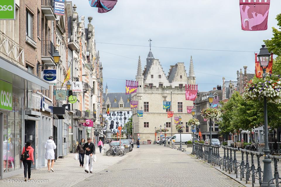 mechelen city belgium