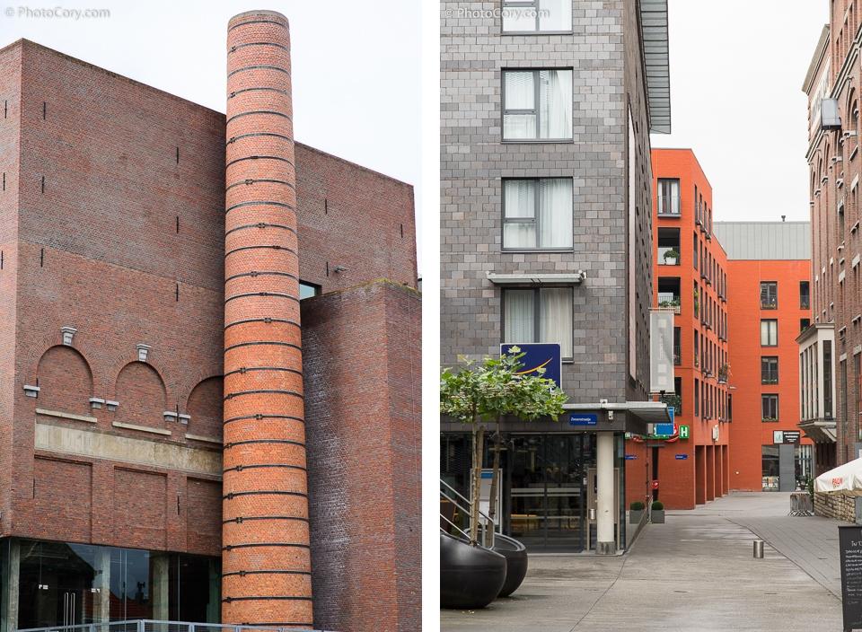mechelen modern buildings