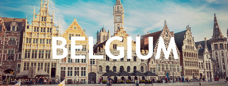 THINGS TO SEE IN BELGIUM