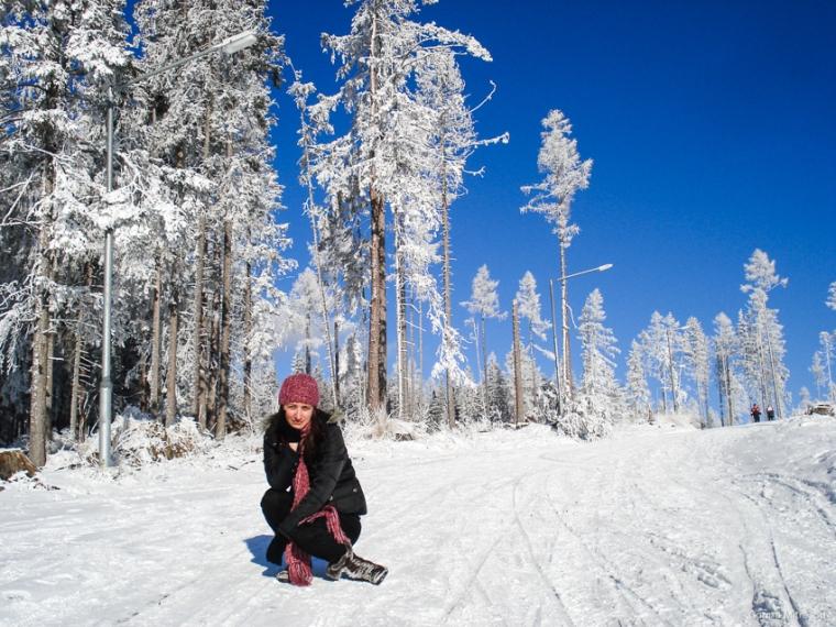winter tatras slovakia