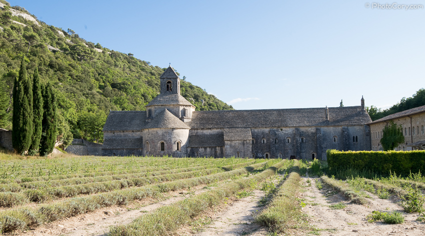 senanque abbey gordes