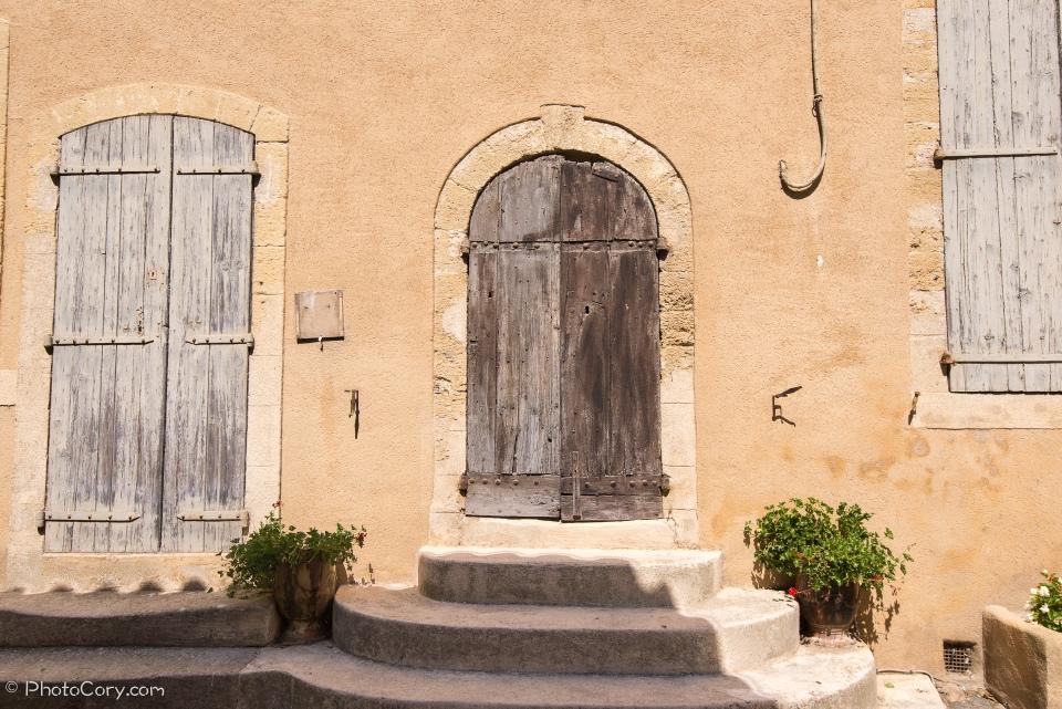 village provence france