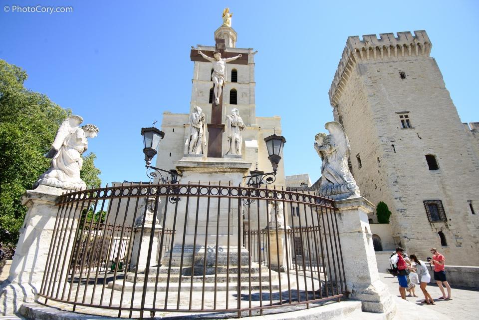 at palais de papes