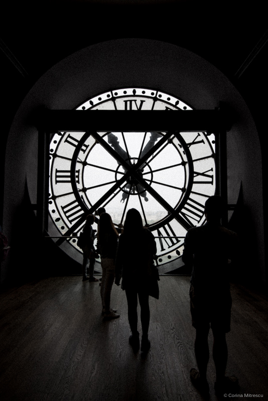 the watch at musee d'orsay