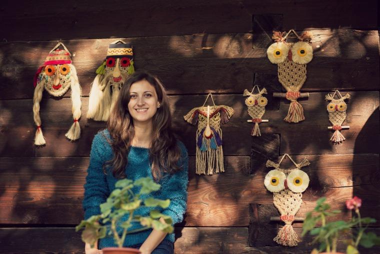 masti populare romanesti la muzeul satului