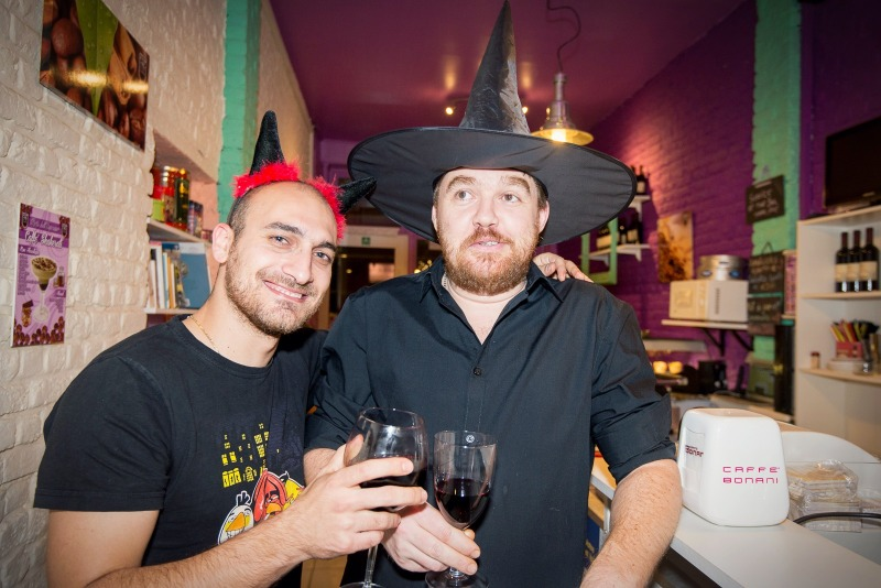 halloween brussels 2014