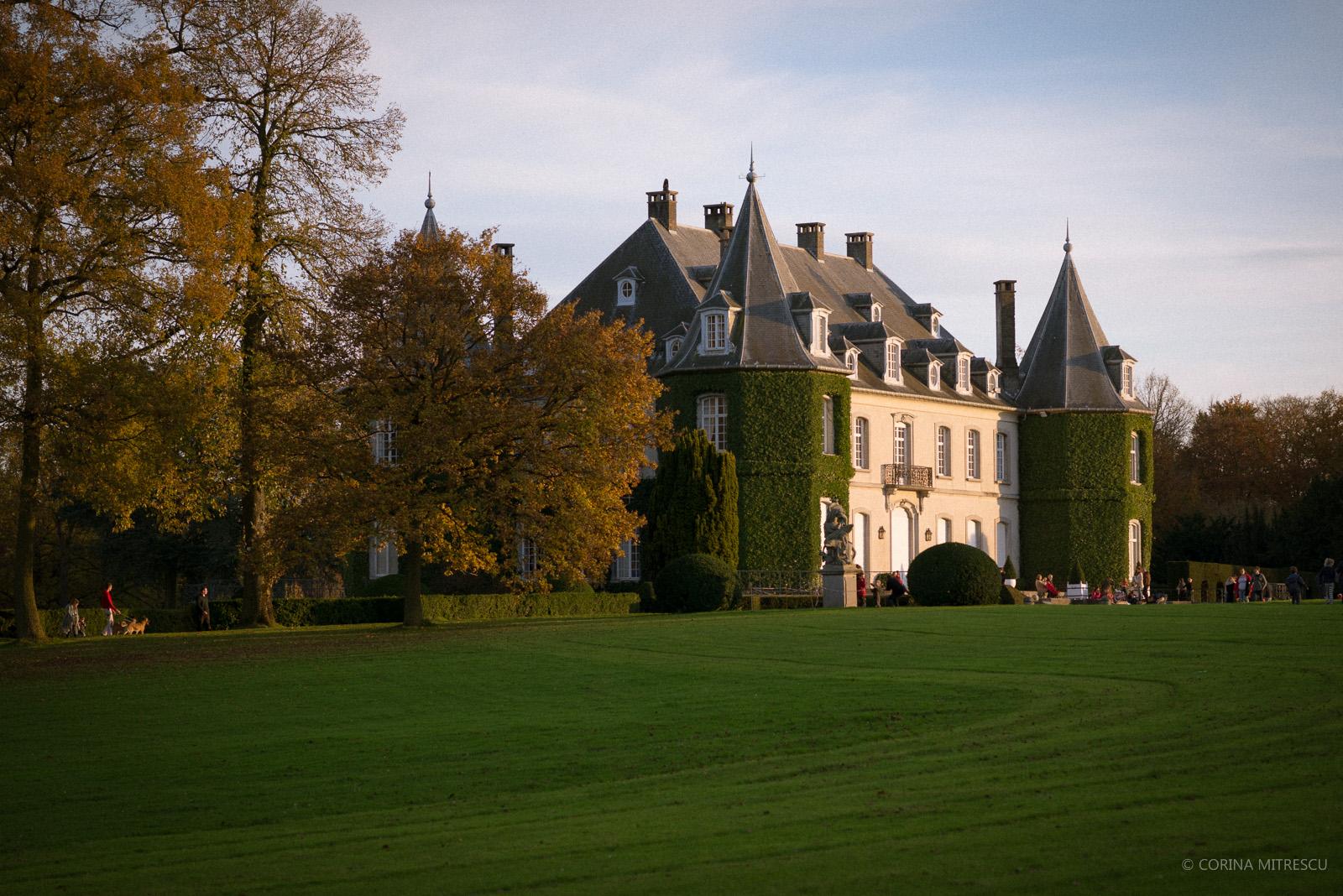 La Hulpe Belgium  City new picture : ... La Hulpe Castle in Belgium . http://photocory.com/la hulpe castle