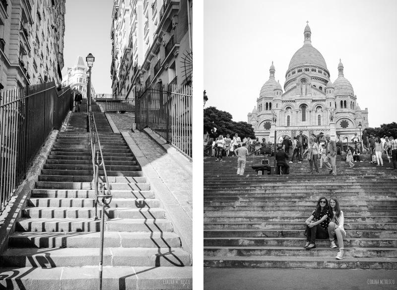 stairs montmartre paris