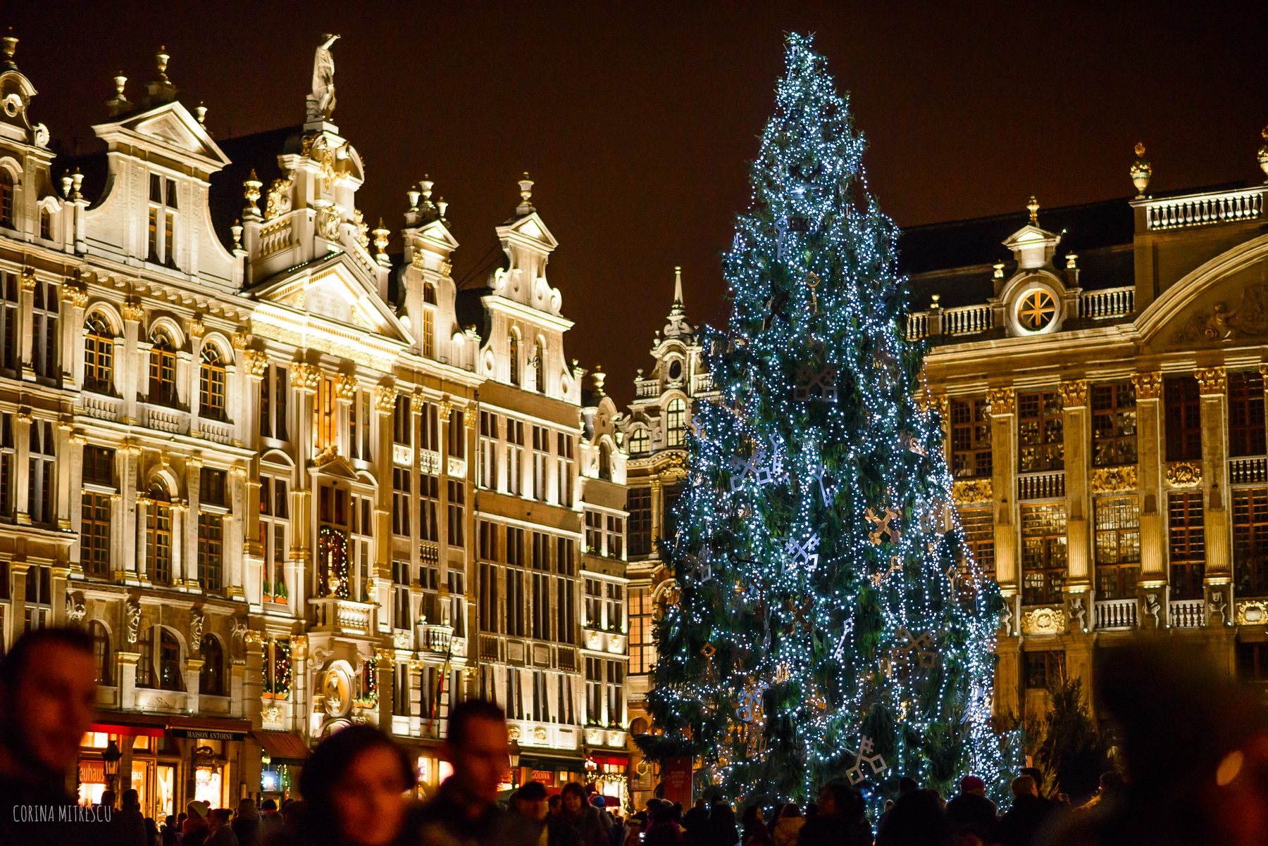 christmas 2014 in brussels belgium photocory. Black Bedroom Furniture Sets. Home Design Ideas