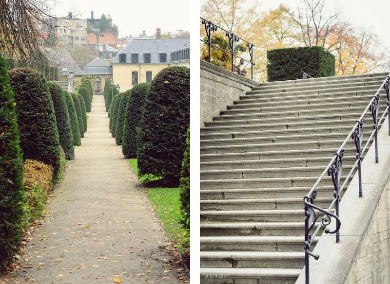 ixelles park de l'abbaye bruxelles