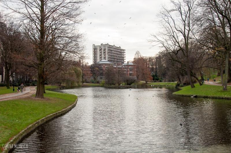parc leopold bruxelles