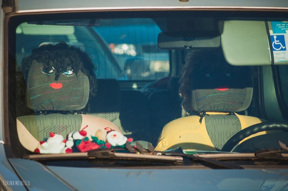 funny inside car