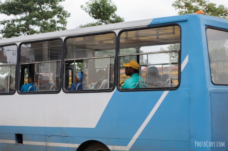 autobus in havana