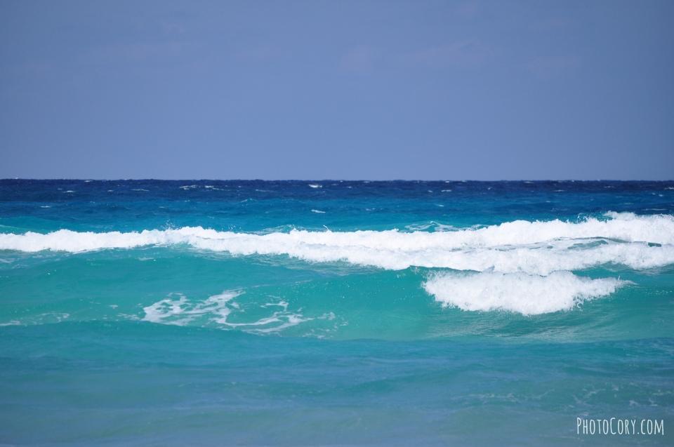 blue atlantic ocean habana beach